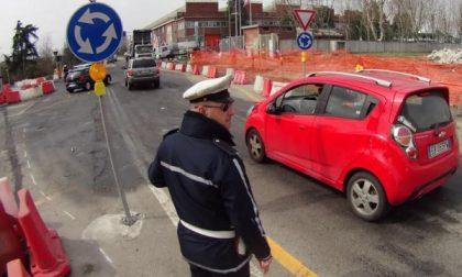 Settimo, traffico in tilt al Villaggio Olimpia