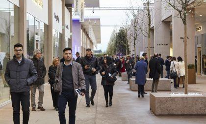 Torino Outlet Village, lo shopping al tempo del Covid19