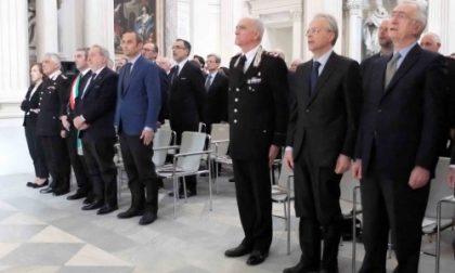 Venaria, alla Reggia si celebra l'Arma dei Carabinieri. Ospite d'onore il Comandante Generale Del Sette