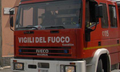 E' doloso l'incendio dell'area nell'area ex Gondrand-Fercam-Carlini