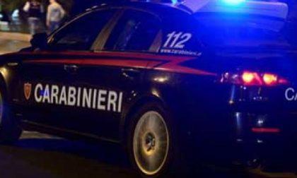 """Fermata  la """"banda"""" della spaccate con l'Alfa Giulietta"""