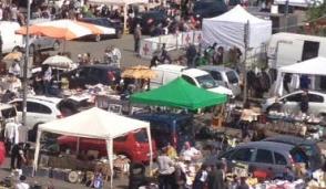 Il mercatino della Cri rimandato a domenica 9 aprile