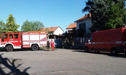 San Mauro, principio di incendio in un'abitazione in via Curtatone