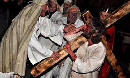 Stasera alle 21 la Santa Passione di Cristo