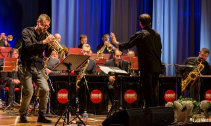 Chivasso Jazz Festival con la Monday Orchestra di Fabrizio Bosso