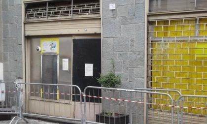Gassino, poste ancora chiuso dopo l'esplosione del bancomat. Allestito uno sportello in più a Castiglione