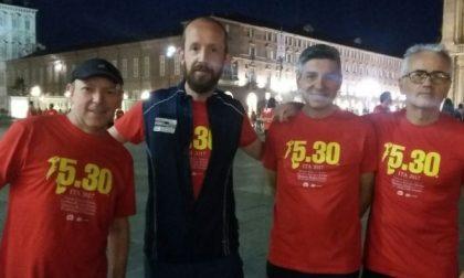 Hai corso la 5.30 stamattina a Torino? Mandaci la tua foto