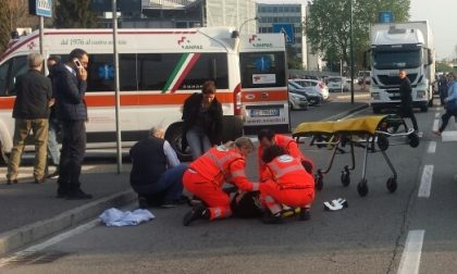 Motociclista muore dopo lo scontro con un camion