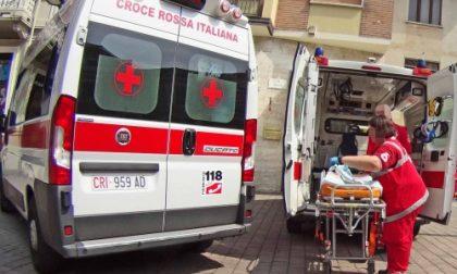 Settimo, malore in centro: due ambulanze in via Italia