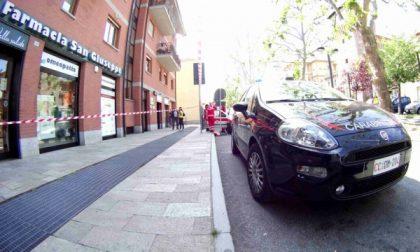 Settimo, tragedia in centro. Cade dalla finestra di piazza Vittorio. E' morto sul colpo