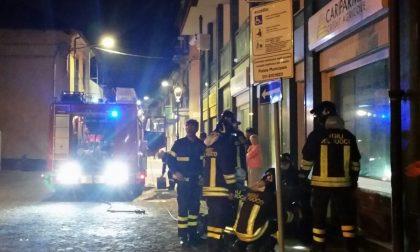 Terrore in centro a Chivasso: esplode una centralina elettrica