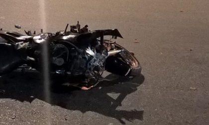 Torino: tragedia in corso Cesare, muore motociclista
