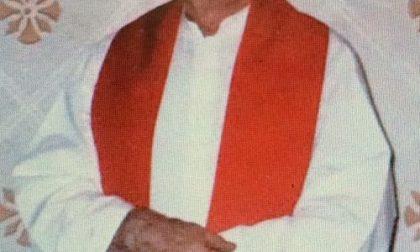 Torrazza, addio a Monsignor Giuseppe Rosso