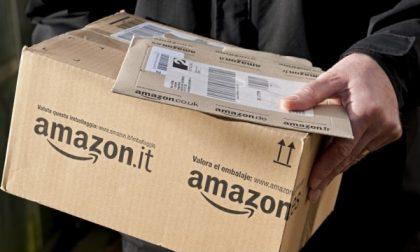 Via alle nuove assunzioni per il magazzino Amazon