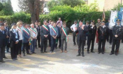 Castiglione in festa con le celebrazioni per l'Arma dei carabinieri