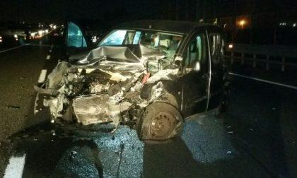 Chivasso, incidente  mortale sull' A4: arrestato il conducente dell'auto