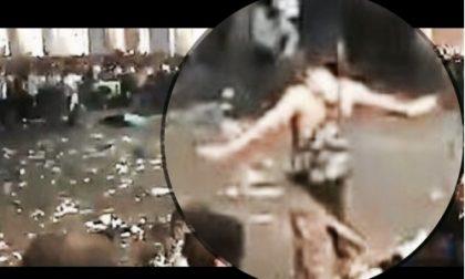 """Il ragazzo con lo zainetto in piazza San Carlo: """"Non sono un mostro"""""""