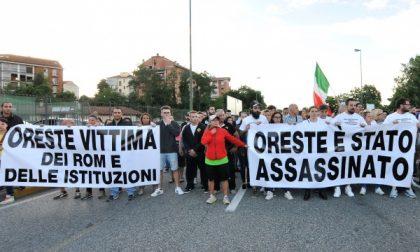 Investito e ucciso da una donna rom senza patente: corteo e minacce contro il campo