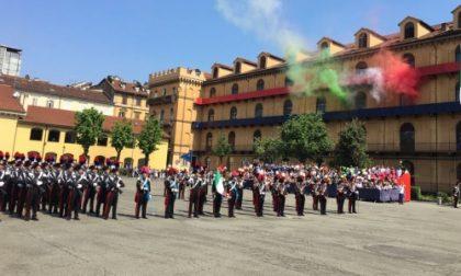 "L'Arma ""accoglie"" duecento nuovi Carabinieri"