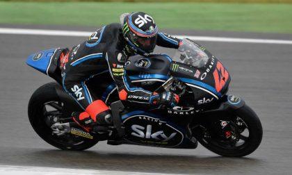 Moto2, Pecco Bagnaia arriva decimo