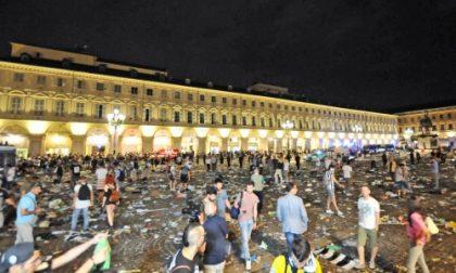 È morta Erika, schiacciata e ferita in piazza San Carlo