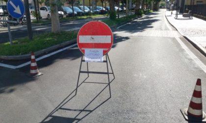 Settimo, centro città chiuso al traffico per lavori di asfaltatura