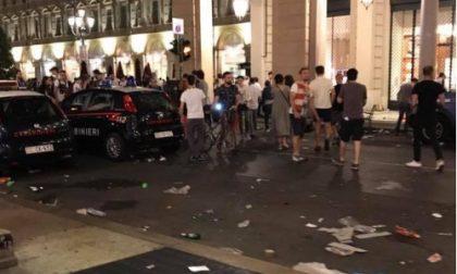 Torino, 1000 feriti in piazza San Carlo: un bimbo in fin di vita