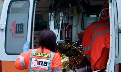Scontro tra autobus e moto:  è morto il centauro torinese di 43 anni travolto questa mattina