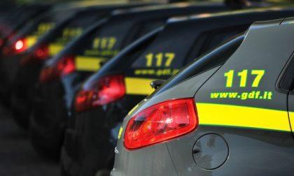 Sequestrate 11 auto di lusso e di contrabbando