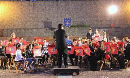 Una splendida serata con la Filarmonica a San Mauro