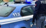 Ladro abiti arrestato