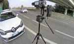 Autovelox controlli stradali continui
