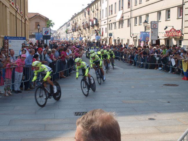 Giro d'Italia 2018 Ufficiale: Chris Froome sarà presente alla Corsa Rosa