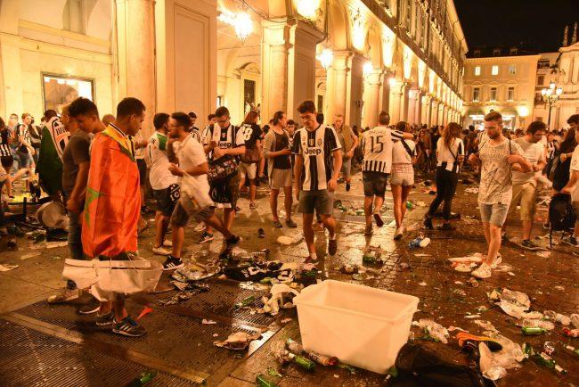 Torino: piazza San Carlo, la Procura verso la chiusura dell'indagine