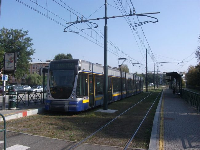 Scontro fra tram a Torino,6 feriti lievi