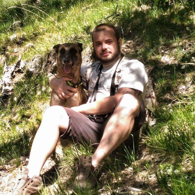 Sbranato dal cane di un amico: ferite alla testa e al collo
