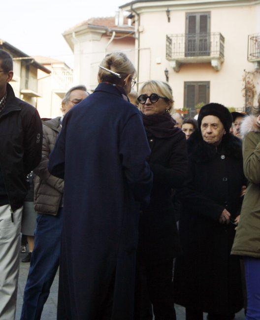 funerali, Pietro Aragno, Piero Aragno, Luciana Littizzetto, San Pietro in Vincoli, Settimo Torinese