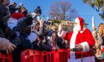 Grotta Babbo Natale magia per grandi e bambini LE FOTO