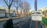 Lavori stradali mancano parcheggi