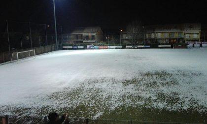 Maltempo, partite di calcio a rischio nel fine settimana