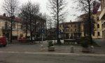 Vigili urbani al Bar Italia