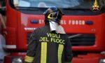 Morto bruciato si è dato fuoco vicino alla stazione