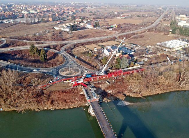 Ponte sul Po: una nuova infrastruttura tra Settimo e Castiglione