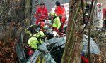 Incidente mortale sulla 590 le vittime
