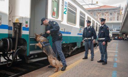 Sicurezza treni più controlli durante le festività