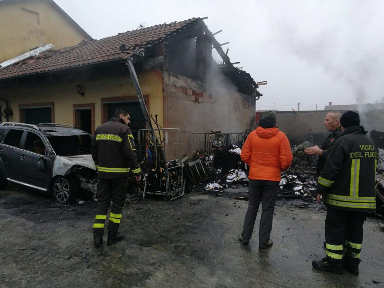 incendio lavanderia industriale