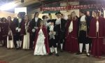 Grande Carnevale l'incoronazione dei personaggi storici I VIDEO