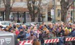 Polentata in piazza la chiusura del Carnevale