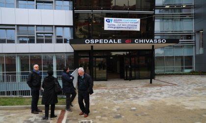 """Bufera sull'ospedale di Chivasso, Nursind denuncia: """"Nei reparti ci sono 34 gradi"""""""