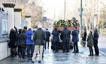 Donna investita e uccisa da un camion i funerali della vittima